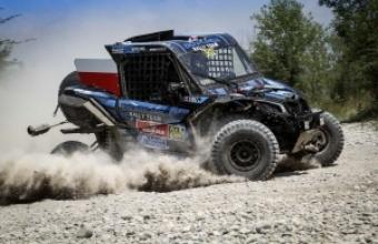 Energylandia Rally Team na starcie rajdu Dakar 2021