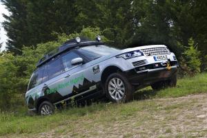 Wariant SVX, czyli off-roadowa przyszłość Land Rovera